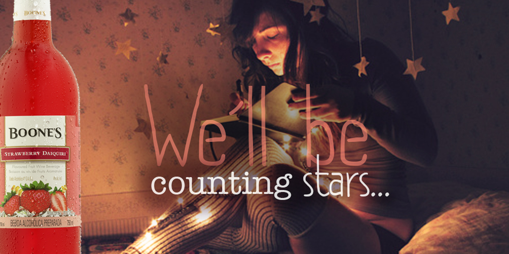 well be counting star