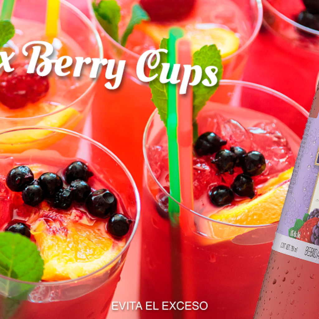 Mix Berry Cups