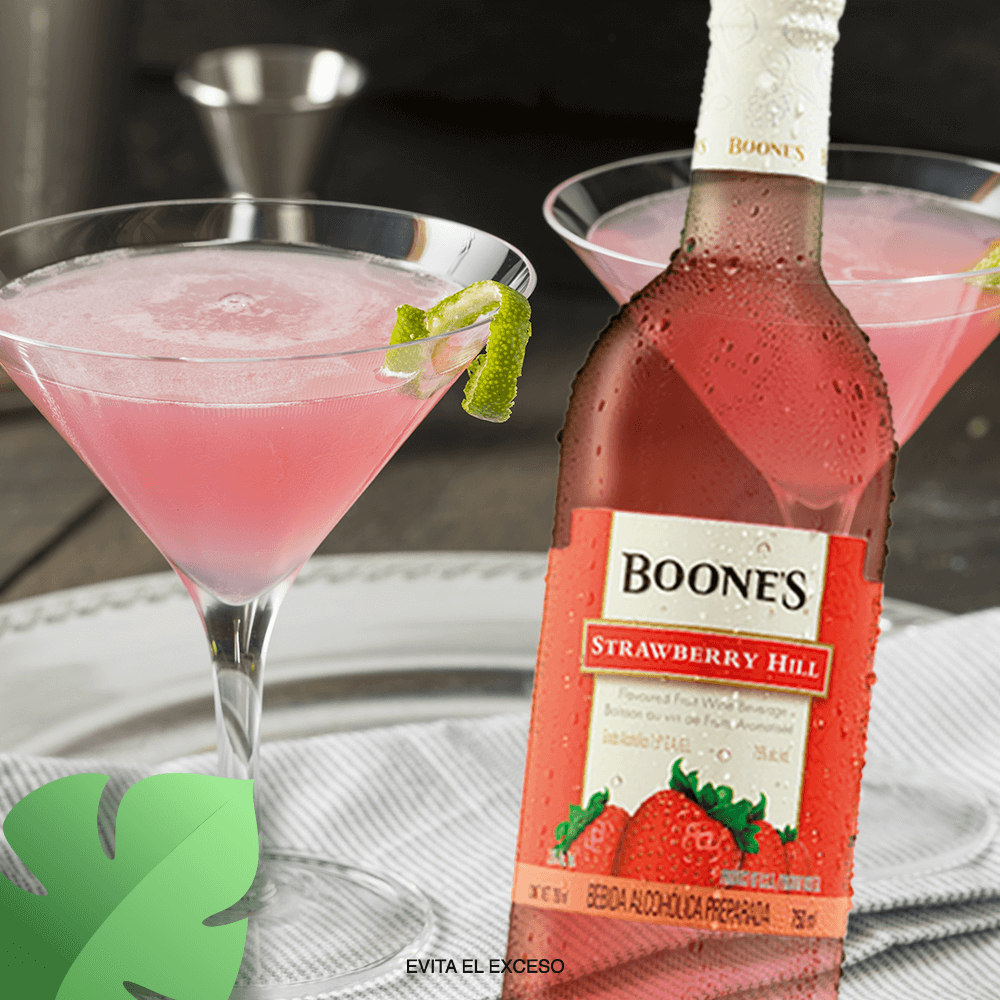Pink Lady Boones